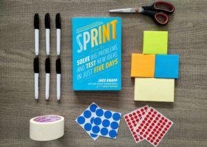 Design Thinking Sprint Vs Google Sprint